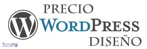 precio web wordpress