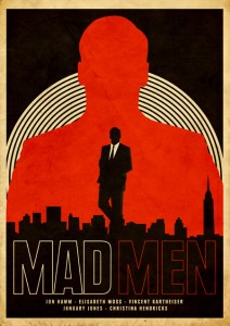 Mad Men marketing y publicidad